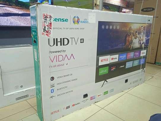 50 inch Hisense Smart TV, Youtube, Netflix e.t.e support image 1