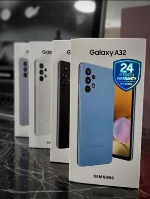 amsung Galaxy A32 - 6.4″ - 128GB ROM + 6GB RAM - Dual SIM - image 1