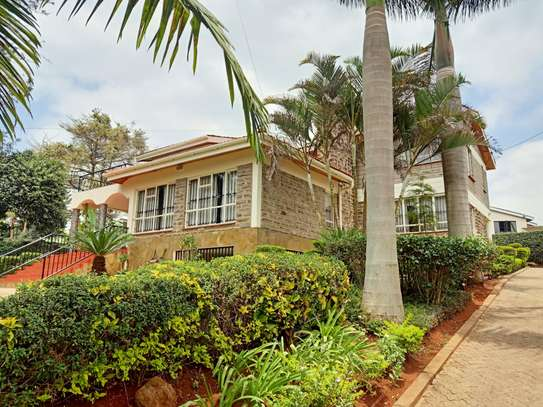Furnished 4 bedroom house for rent in Gigiri image 2