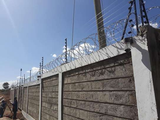 Electric Fence & Razor Wire Supply and Installation image 1