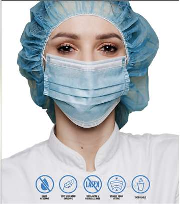 3ply surgical facemasks image 5
