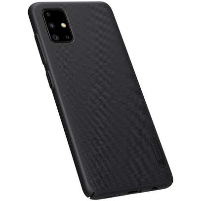 Galaxy A51 Nillkin Super Frosted Shield Matte cover case image 3