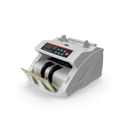 2108 UV MG Money Detector Machine Bill Counter image 1