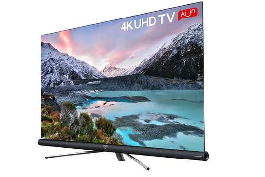 """TCL 65"""" 4K UHD ANDROID TV,VOICE CONTROL,NETFLIX,YOUTUBE,GOOGLE ASSISTANT-65C6US image 3"""