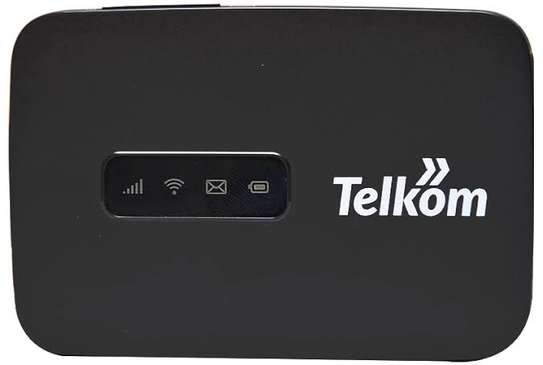 Used Telkom 4G portable mifi