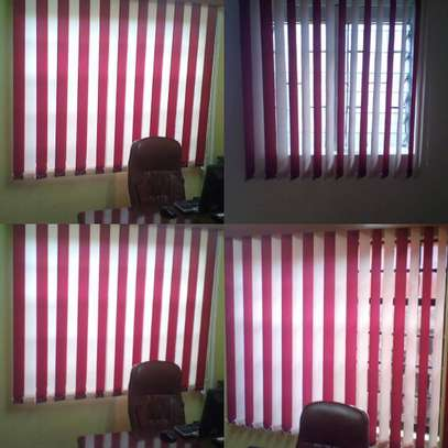 Colourful office blinds image 6