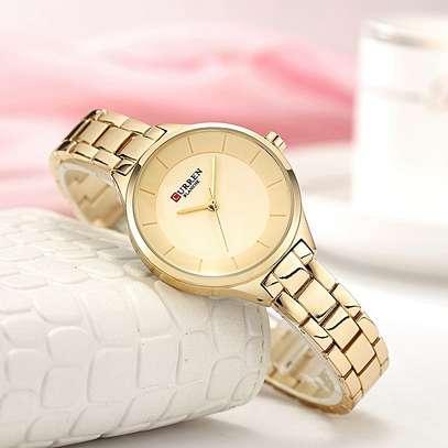 9015 curren watch gold image 1