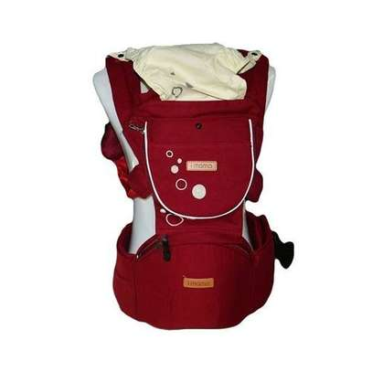 Imama Large IMama Breathable Baby Carrier with Hip Seat