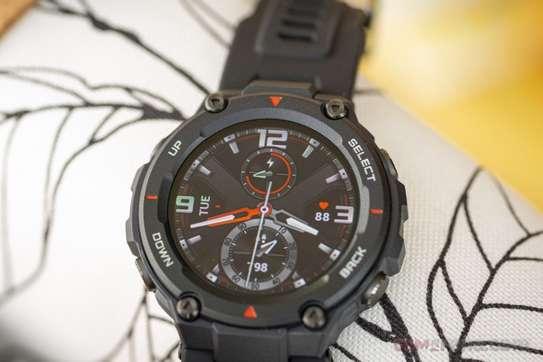Amazfit T-Rex Smartwatch, Military Standard Certified image 3