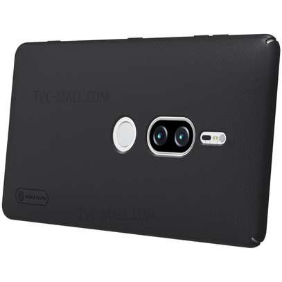 NILLKIN Super Frosted Shield Back Cover For Sony XZ2 Premium image 2