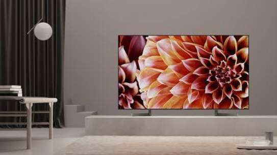 Sony 65 Inch 4K UHD HDR Android Smart LED TV NEW image 1