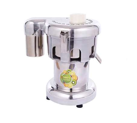 commercial electric juice machine, 370W, for fresh fruit and vegetable juice, 2800r / min image 1
