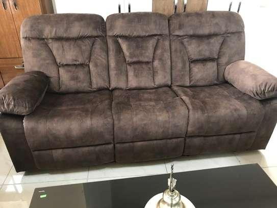 Affordable fabric recliner sofa sets image 11