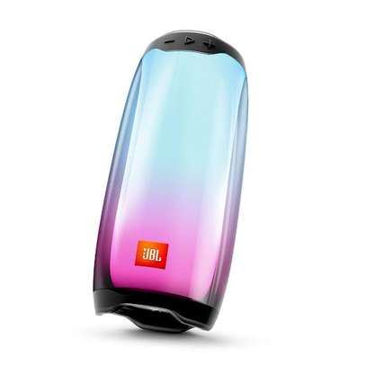JBL Pulse 4 - Waterproof Portable Bluetooth Speaker with Light Show image 1