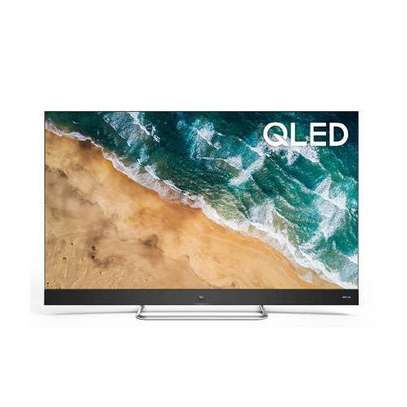 New TCL C8 55 inches Q-LED Android Smart 4k Tvs 55C815 image 1