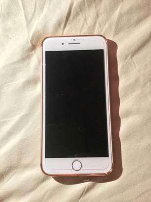 An Apple Iphone 8 Plus [ 256 Gigabytes Red] image 3