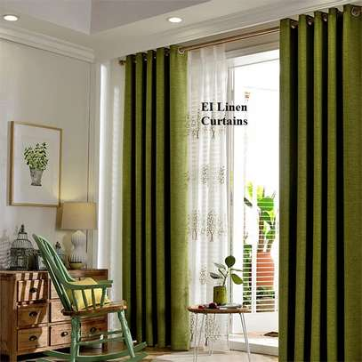 CURTAINS AND SHEERS BEST FOR LIVING ROOM image 5