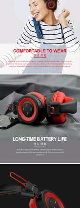 Powerful Bass Bluetooth Headphone image 1