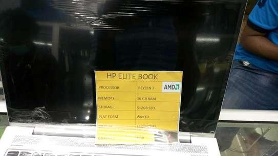 HP Envy Ryzen 7 laptop 16GB RAM 512 DB SSD 2.3GHz 14 inch display (6RH28PA) image 3
