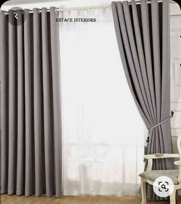 WINDOW COVERINGS (CURTAINS) image 1