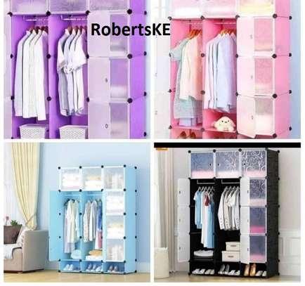 Executive potable wardrobe image 1