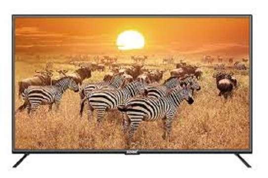 VISION 55 INCH SMART 4K FRAMELESS ANDROID TV image 1