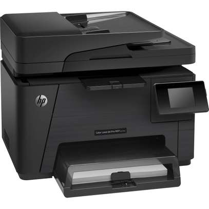 HP LaserJet Pro M177fw Color All-in-One Laser Printer image 2