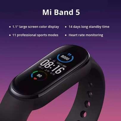 XIAOMI Mi Band 5 Smart Fitness Watch image 4