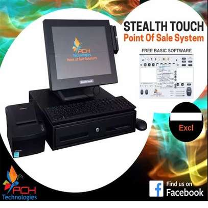 Complete Point Of Sale POS System