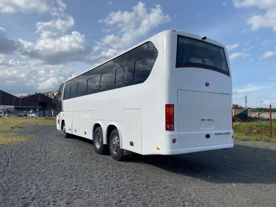King Long Coach Bus image 3