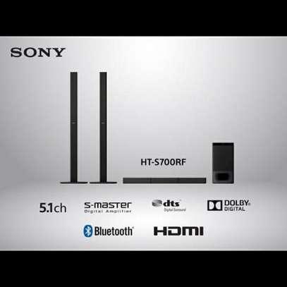 Sony HT-S700RF Home Cinema Soundbar, 1000W, Bluetooth image 1