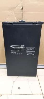 Northstar ultra high performance AGM deep cycle battery 200ah image 1