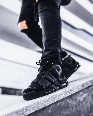 Nike Air Uptempo X Supreme sneakers
