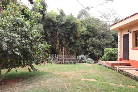 Furnished 1 bedroom house for rent in Runda image 14