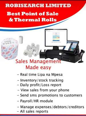 Pos pos ROBIPOS Point if sale software pos in Kenya
