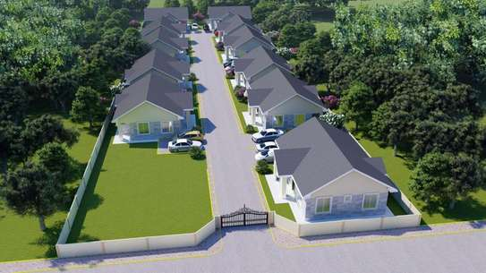 Three bedroom bungalows in kikuyu Lusengeti image 4