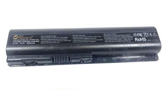 Gold Phoenix 5200mAh Li-Ion Laptop Battery for HP Pavilion dv5 Series image 1