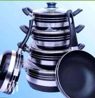 13pcs Signature Coloured Cookware Set