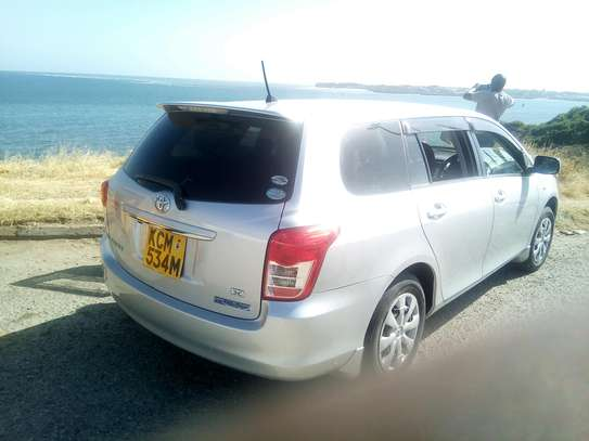 Toyota Fielder for Hire image 4