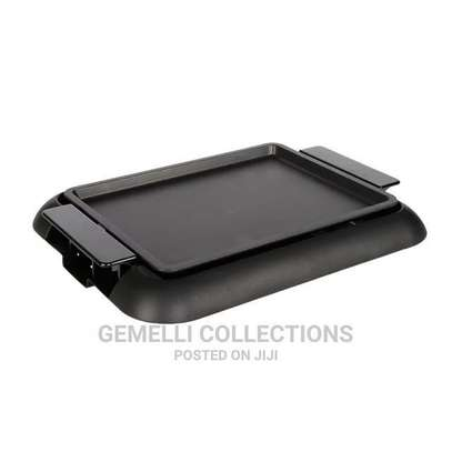 Electric Smokeless Grill image 1
