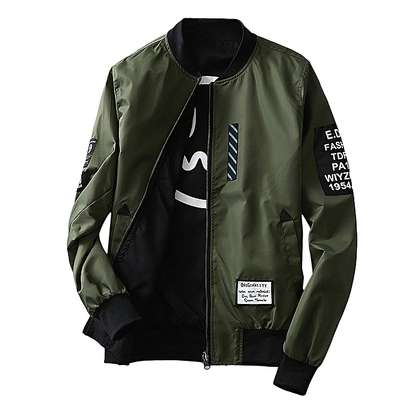 Jacket With Patches image 1