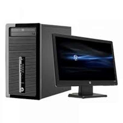 Hp Complete Core i3 Tower Brand new with 18.5'' screen. image 1