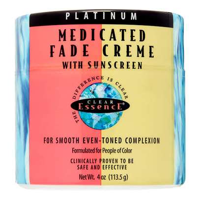 Clear Essence Platinum Medicated Fade Crème with Sunscreen image 2