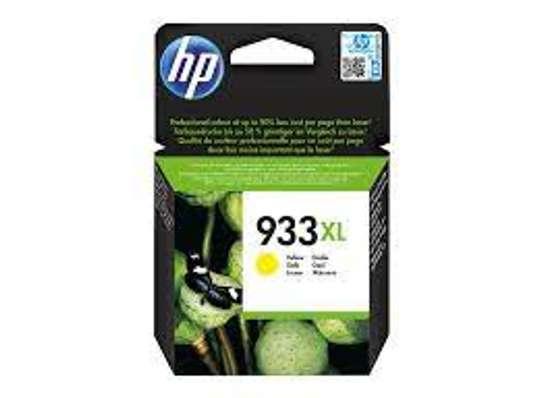HP  933 YELLOW LASERJET CARTRIDGE image 1