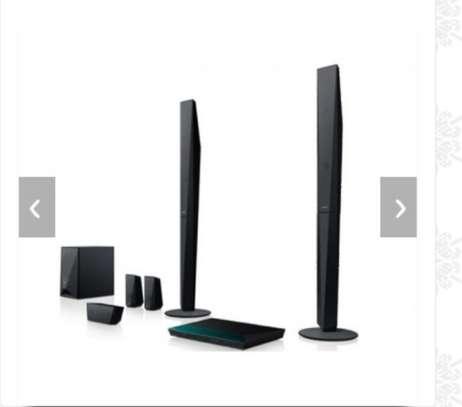 Sony BDV-E4100 - 5.1-Ch Blu-Ray Wi-Fi 2-Way Home Theatre System - 1000W image 1