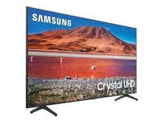 """Samsung 55"""" TU7000 Crystal UHD 4K Smart TV 2020 image 1"""