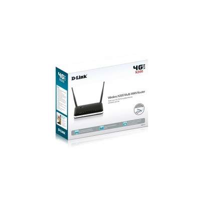 DWR‑116 D-Link Wireless N300 Multi‑WAN Router image 2
