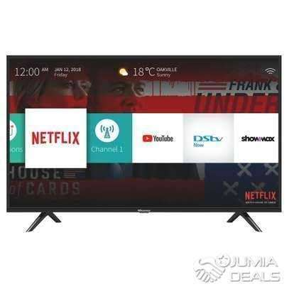 Hisense 32 Inch Smart android tv image 1
