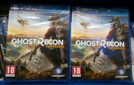 Ps4 Tom Clancy's Ghost Recon Wildlands image 1