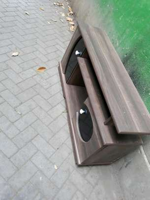 Strong brown  tv stand c6 image 1